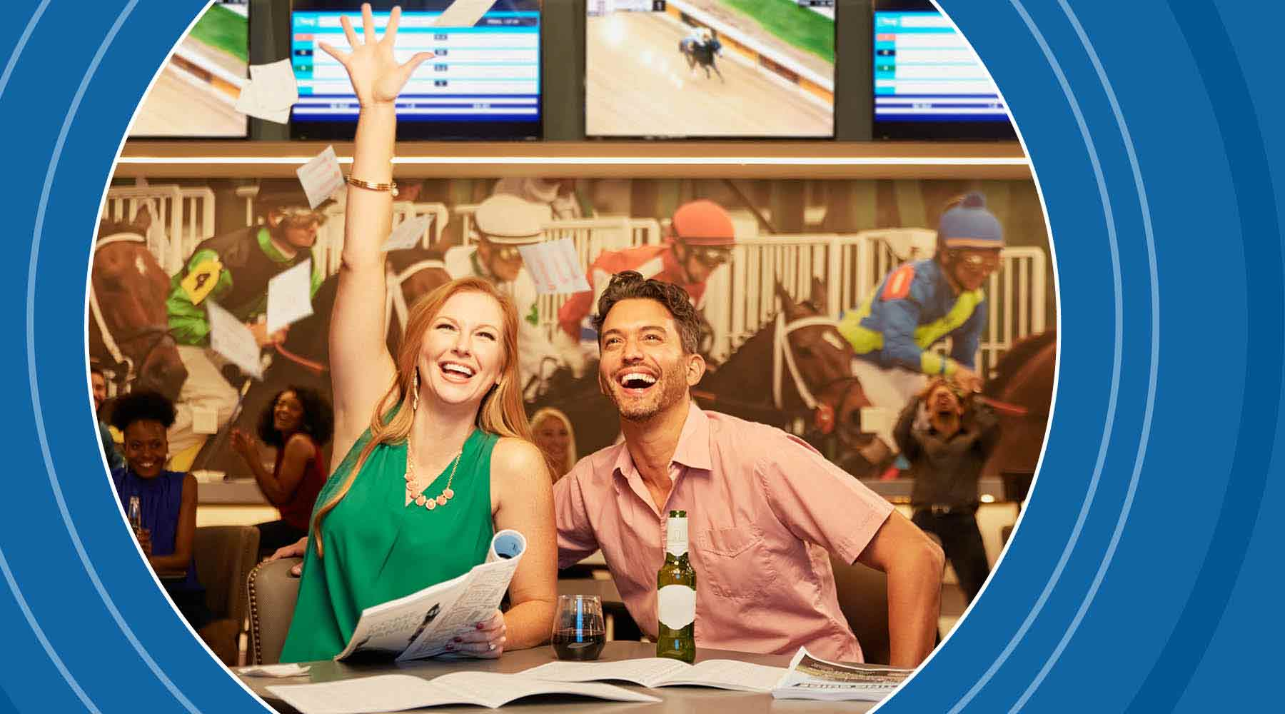 Simulcast at Newport Racing & Gaming